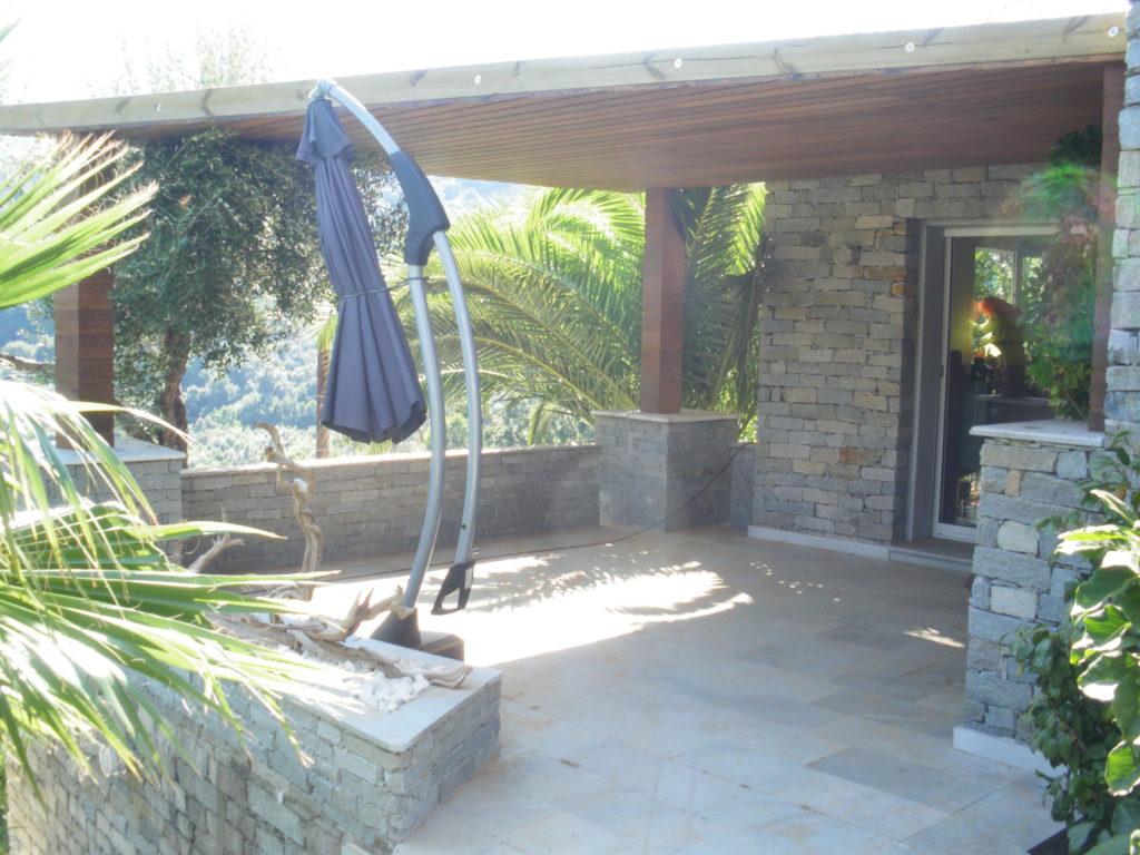 Couvrir Une Terrasse Permis De Construire pergolas, car park – omega bois