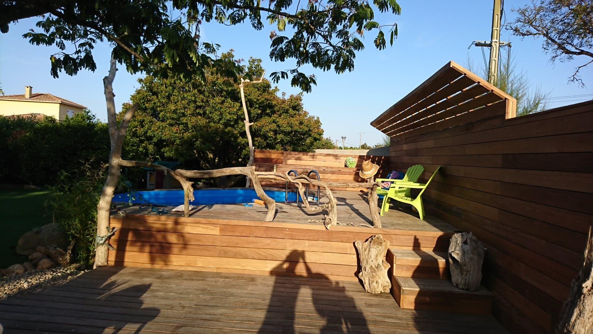 Habillage piscine cumaru (6)